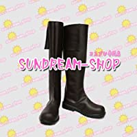 【サイズ選択可】女性25CM★コスプレ靴 ブーツ★20473★アンライト~ Unlight~★エヴァリスト