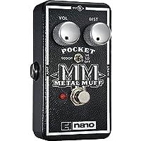electro-harmonix エレクトロハーモニクス エフェクター ディストーション Pocket Metal Muff 【国内正規品】