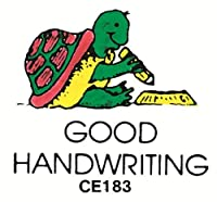 Center Enterprise CE183 GOOD WRITING TURTLE Stamp [並行輸入品]