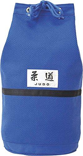 九桜 柔道用 バッグ 柔道スポーツバッグ JF12 ブルー 大