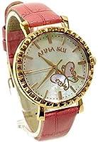 アナスイ 財布 腕時計 アクセサリー アナスイ マザーオブ パール 文字盤腕時計 全2色 ウォッチ 箱付き 並行輸入品