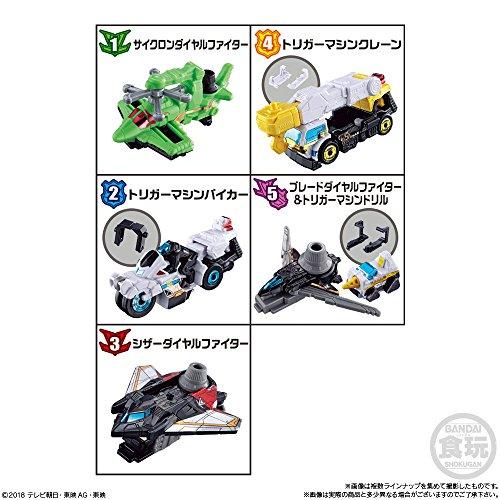 ミニプラ VSビークルシリーズ03 武装合体 (10個入) 食玩・清涼菓子 (快盗戦隊ルパンレンジャーVS警察戦隊パトレンジャー)