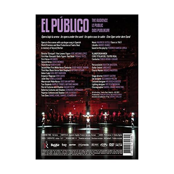 Sotelo: El Publico [DVD]の紹介画像3