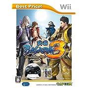 戦国BASARA3 クラシックコントローラPRO【クロ】パック Best Price! - Wii