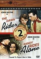 Dawn Rider & Randy Rides Alone [DVD] [Import]