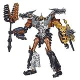 Transformers Age of Extinction Generations Leader Class Grimlock Flip n Change Figure by Transformer