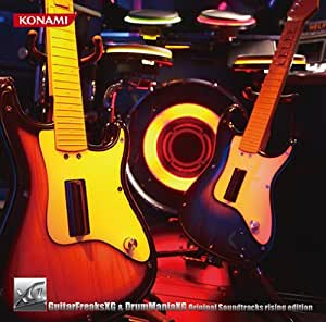 GuitarFreaksXG&DrumManiaXG Original Soundtracks rising edition
