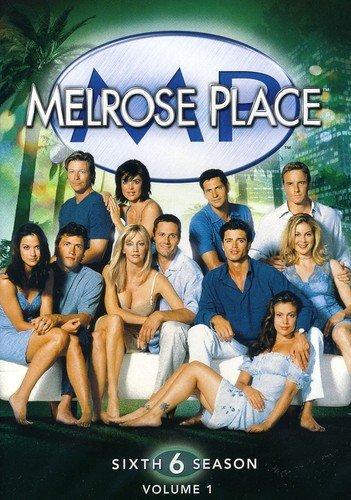 Melrose Place: The Sixth Season Volume 1 [DVD] [Import]