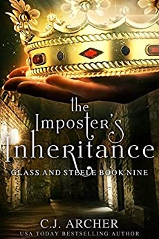 The Imposter's Inheritance (Glass and Steele Book 9) by [Archer, C.J.]