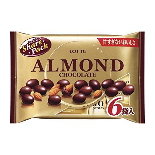アーモンドチョコレート シェアパック 袋141g