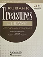 Rubank Treasures for Trumpet: Online Media Included