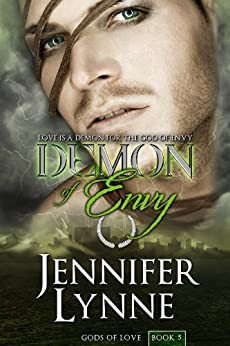 Demon of Envy (Gods of Love) by [Lynne, Jennifer]
