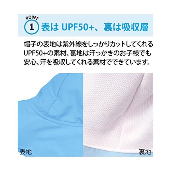 アイプレイ iplay 帽子 サンハット UV...の紹介画像2
