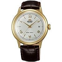 [オリエント]ORIENT [オリエント]ORIENT 腕時計 自動巻 クラシックオートマチック ローマ Bambino(バンビーノ)新型 ゴールド 海外モデル SAC00007W0  腕時計