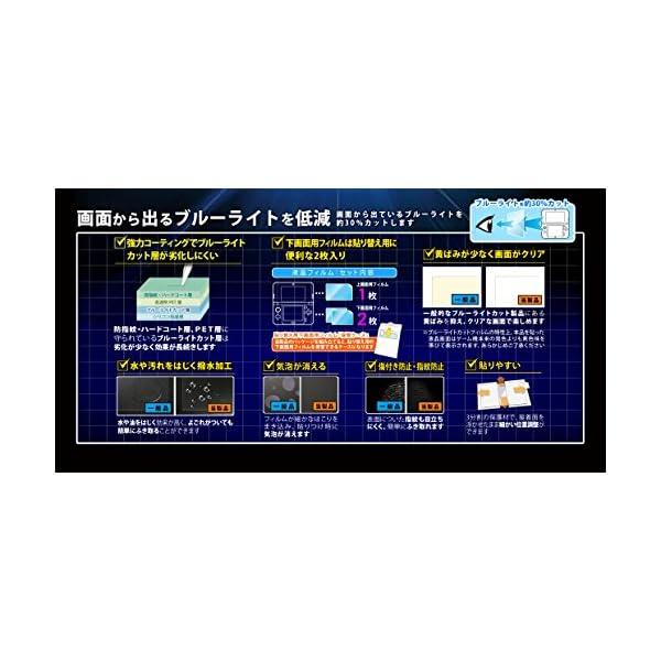 任天堂公式ライセンス商品 スクリーンガードダブ...の紹介画像2