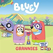 Bluey: Grannies: A Board Book