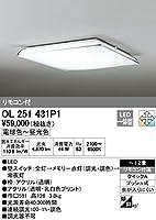 オーデリック インテリアライト シーリングライト 【OL 251 431P1】OL251431P1