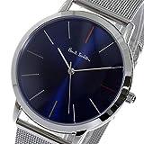 ポールスミス PAUL SMITH エムエー MA クオーツ メンズ 腕時計 P10058 ブルー [並行輸入品]