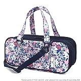 LAURA ASHLEY (ローラ アシュレイ) 画材・絵の具バッグ (サクラクレパス製 絵の具セット付き) Floret N2124010