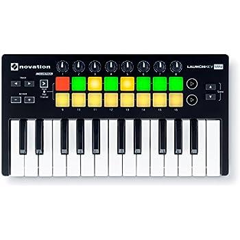 Novation MIDIキーボード / コントローラ Launchkey Mini MK2