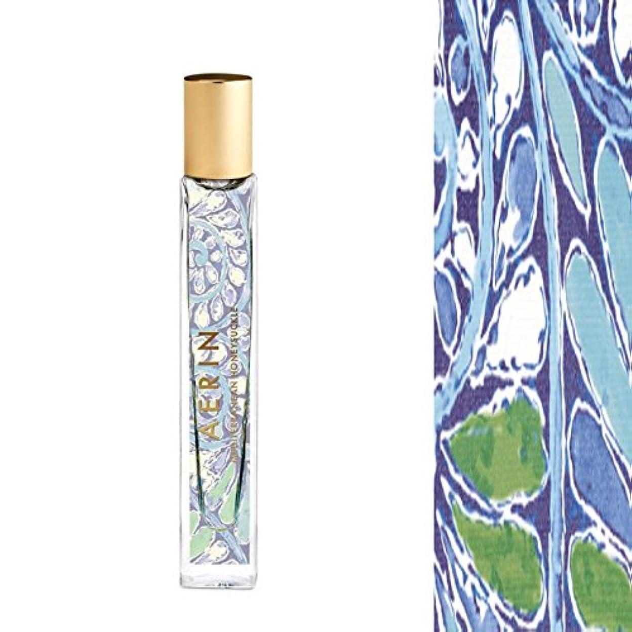 一部期限切れ家庭教師AERIN Beauty Mediterranean Honeysuckle Eau de Parfum Rollerball, 0.27oz [海外直送品] [並行輸入品]