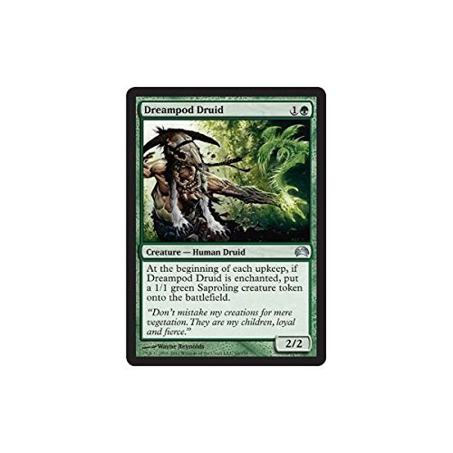 Magic: the Gathering - Dreampod Druid (64) - Planechase 2012 by Magic: the Gathering [並行輸入品]