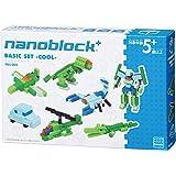 ナノブロックプラス ベーシックセット クール PBS-002