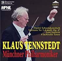 Munchner Philharmoniker by Shostakovich: Symphony No. 5 Janacek: Lachian Dance1,2,5 and 6 (2006-07-20)