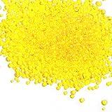 ミツバチの種 ガラスの粒 10g レジン 硝子のかけら カレット 素材 封入 材料 アクセサリーパーツ【ラインストーン77】