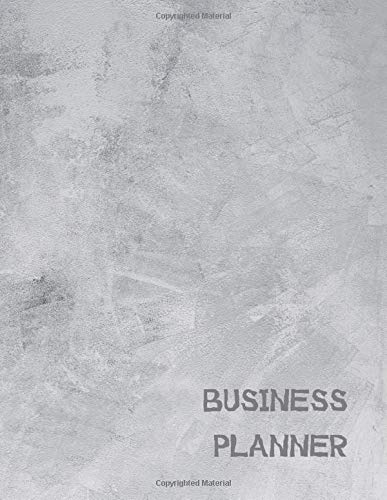 Business Planner: Monthly Planner and organizer with sales, expenses, budget, goals and more. Best planner for entrepreneurs, mo