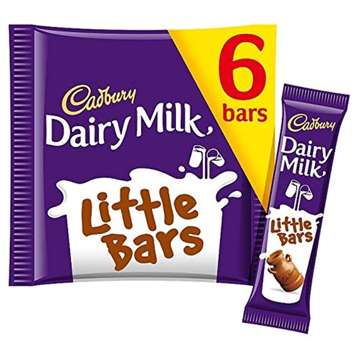 処方池降伏[Cadbury ] 子供の6パックのキャドバリー?デイリーミルク - Cadbury Dairy Milk For Kids 6 Pack [並行輸入品]