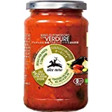 ALCE NERO(アルチェネロ)有機パスタソース・トマト&香味野菜 350g