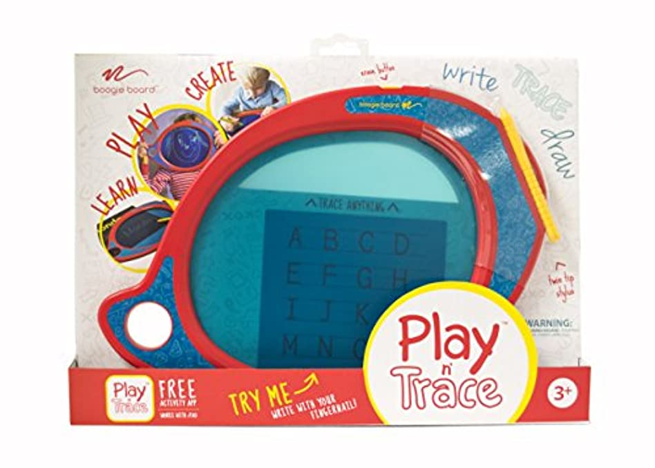 ハンマー出席する哺乳類[ブギーボード]Boogie Board Play & Trace LCD eWriter, Red PL0310001 [並行輸入品]