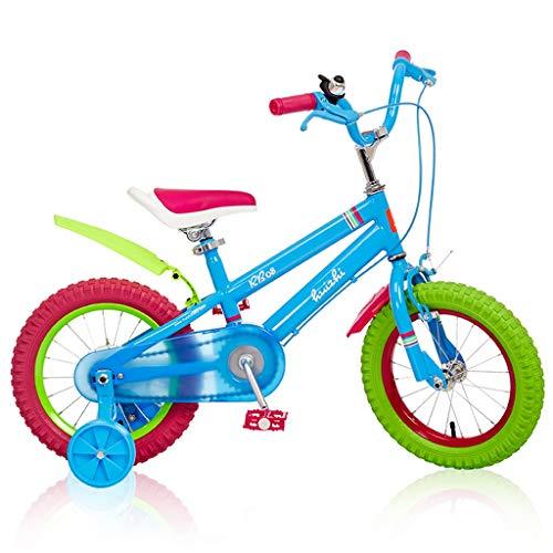子供用自転車 6-14 男の子と女の子 自転車 16インチ ...