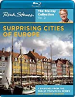 Surprising Cities of Europe [Blu-ray] [Import]