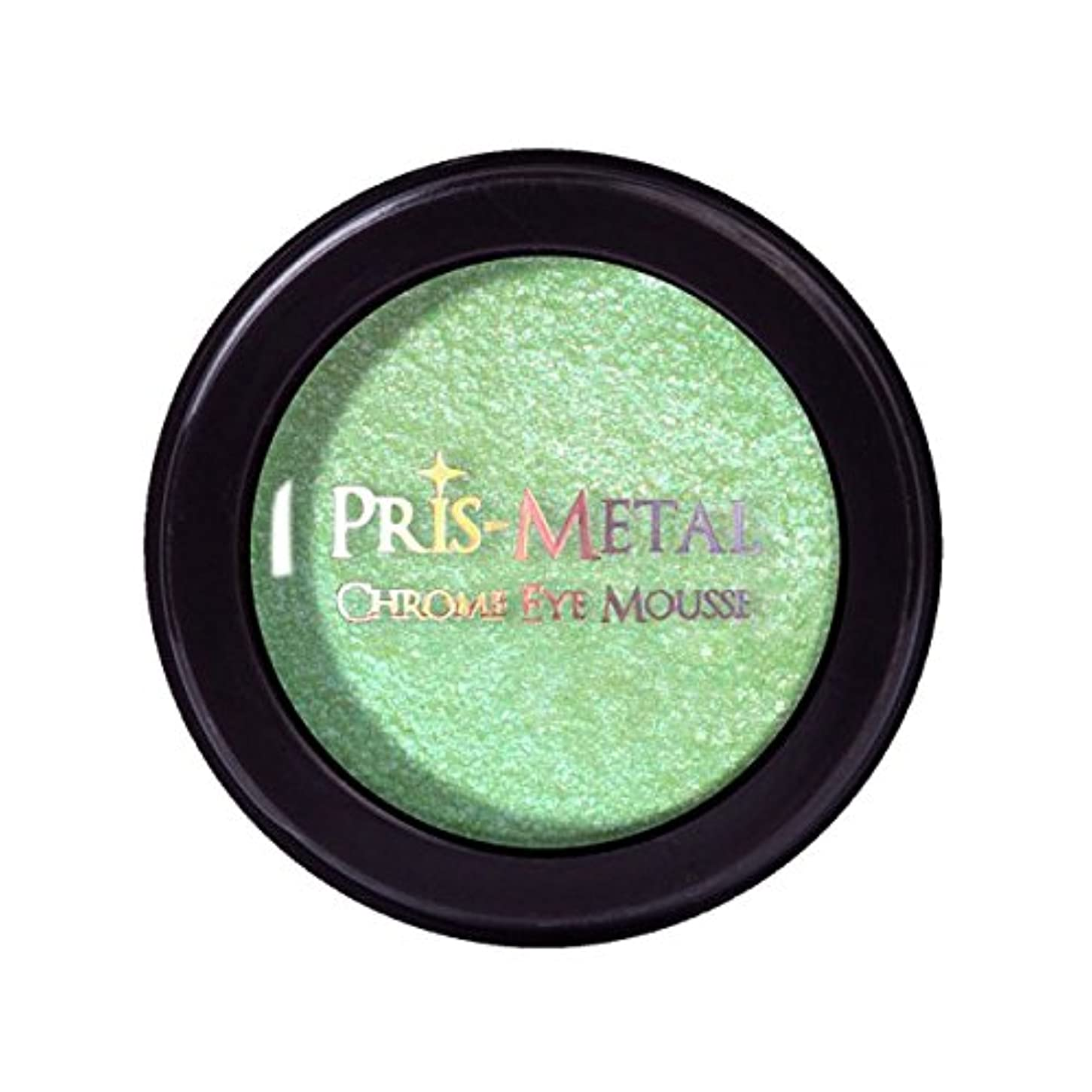 激しい和解する太いJ. CAT BEAUTY Pris-Metal Chrome Eye Mousse - Pixie Dust (並行輸入品)