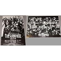 7 ポスター2種セット THE RAMPAGE from EXILE TRIBE [100degrees]