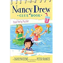 Pool Party Puzzler (Nancy Drew Clue Book) by Carolyn Keene (2015-07-07)