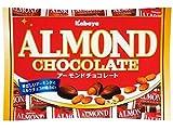 カバヤ アーモンドチョコレート 170g×6袋