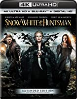 Snow White & the Huntsman - Extended Edition (4K Ultra HD + Blu-ray + Digital HD)