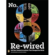 No 8 Rewired: 202 New Zealand Inventions that Changed the World