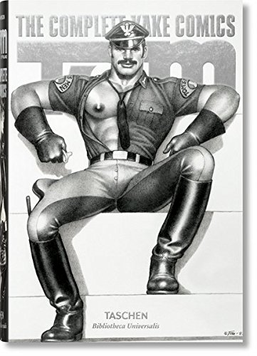 Tom of Finland: The Complete Kake Comics