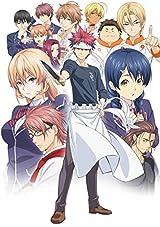 「食戟のソーマ」第1期アニメの廉価版BD-BOX上下巻が予約開始