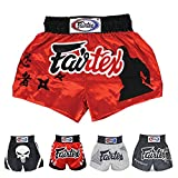 Fairtex Muay Thai Boxing Shorts (The Assassin Bs0638,Xl)