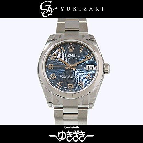 ロレックス デイトジャスト 178240 ブルーコンセントリックアラビア レディース 腕時計 [並行輸入品]
