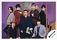 関ジャニ∞ (エイト) 公式生写真 (集合写真)KJA00008