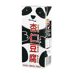 カルディオリジナル パンダ杏仁豆腐 ミニ 215g