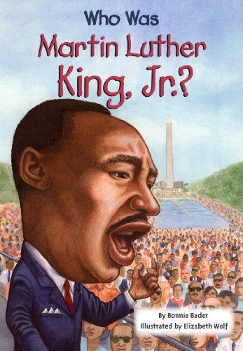 Who Was Martin Luther King, Jr.? (Who Was.?)