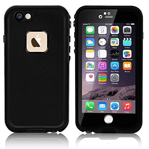 iPhone6/6s用防水ケース 防塵ケース 耐衝撃ケース 指...