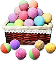 Basket! #1 Aromatherapy Birthday Gifts for Her & Him! Kids Safe Bath Bomb Kit, Best Birthday Gift for Wife